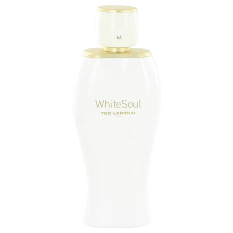 White Soul by Ted Lapidus Eau De Parfum Spray (unboxed) 3.4 oz for Women - PERFUME
