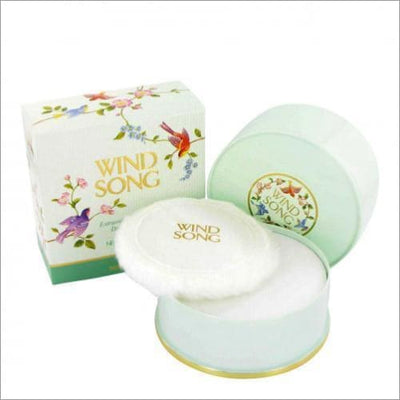 Wind Song 4 Oz Perfumed Dusting Powder - South Beach Bath and Body