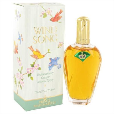 WIND SONG by Prince Matchabelli Cologne Spray 2.6 oz for Women - PERFUME