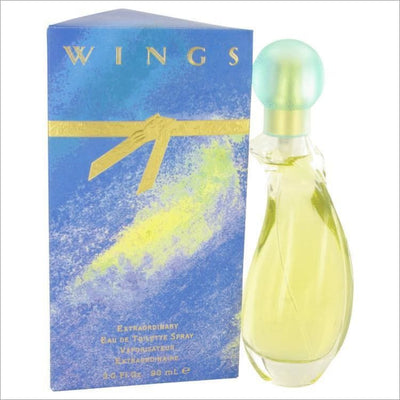 WINGS by Giorgio Beverly Hills Eau De Toilette Spray 3 oz for Women - PERFUME