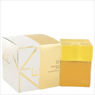 Zen by Shiseido Eau De Parfum Spray 3.4 oz for Women - PERFUME