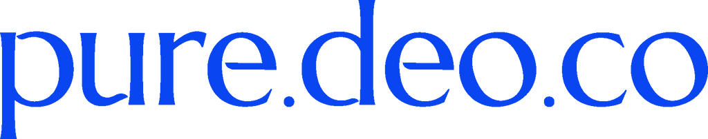 Pure Deo Co. Logo