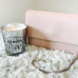 Baguette Chain in Blush