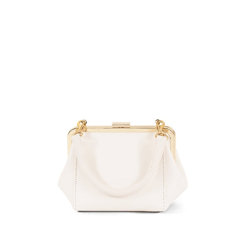 Le Box Bag in White