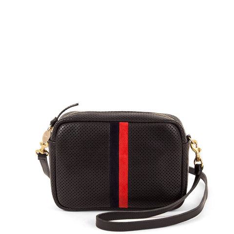 Midi Sac in Black Perf