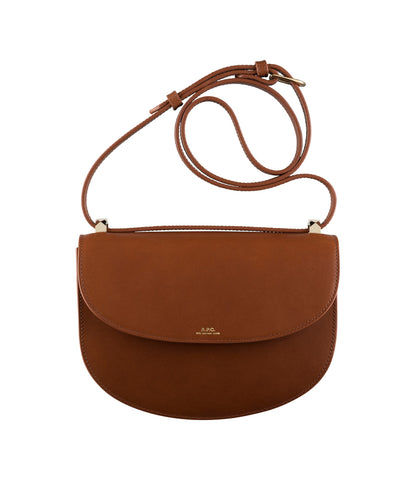 Genève bag in Chestnut Brown