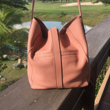 Hobo Sling in Pink Salmon