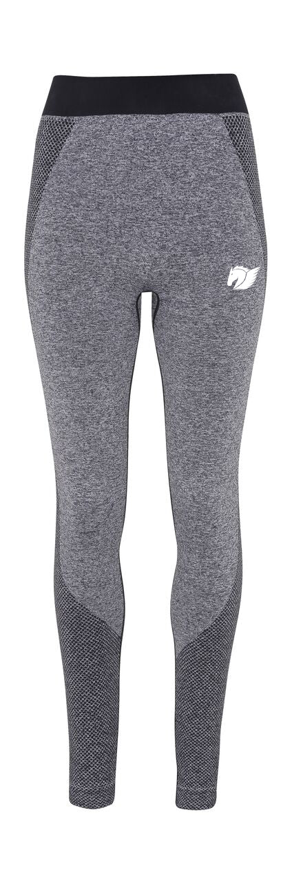 Seamless Multi-Sport Sculpt Leggings - Charcoal