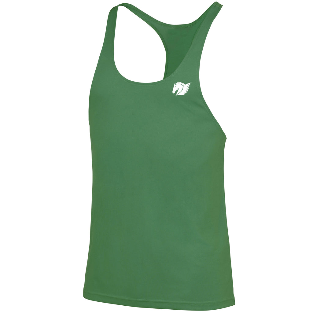 Essential Muscle Vest - Kelly Green