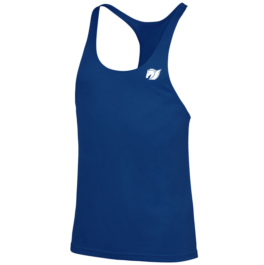 Essential Muscle Vest - Royal Blue