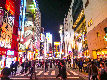 Top 6 Locations for Photographers in Tokyo