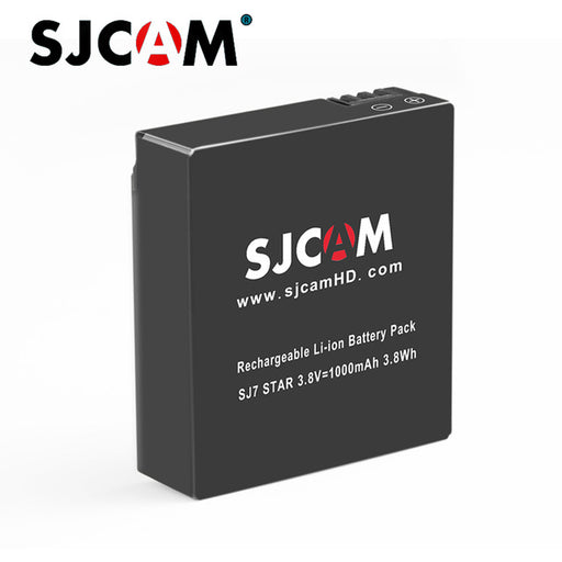SJCAM SJ7 Star Battery-Camera Accessory-SJCAM-PanzerCases