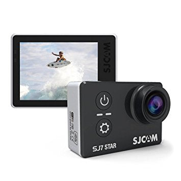 SJCAM SJ7 Star - 4K 30fps Ultra HD Waterproof Action Camera-Action Cameras-SJCAM-PanzerCases