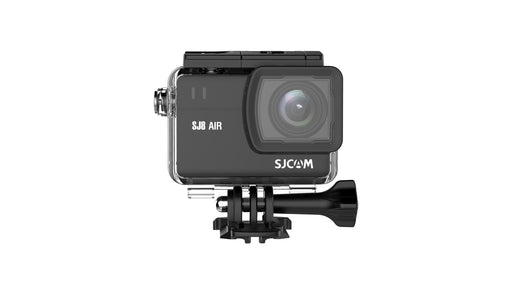 SJCAM SJ8 Air Black - 1296P 30fps HD Waterproof Action Camera-Action Cameras-Adventure, Sports & Outdoors-PanzerCases