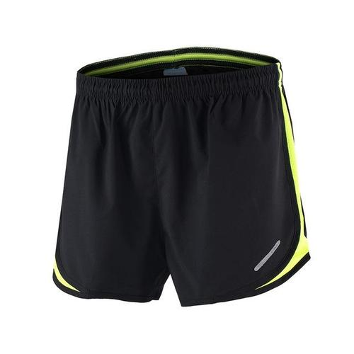 "Arsuxeo Men's 3"" Running Shorts-Running Shorts-Arsuxeo-Green-S-PanzerCases"