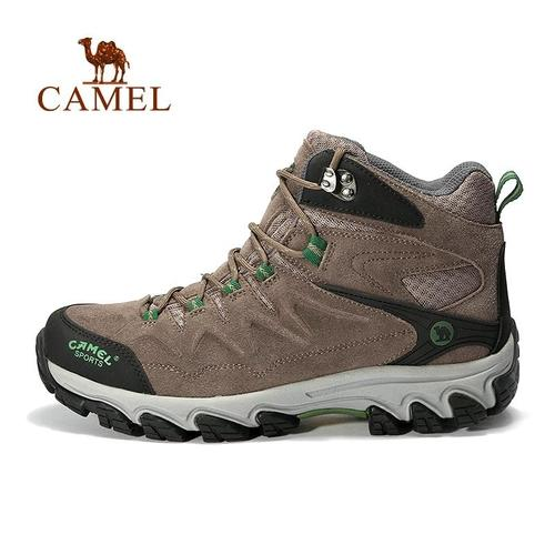 Camel Sports Men s Lightweight Trekking Boots-Hiking Boots-Camel Outdoor-PanzerCases  ... cef1ee7792