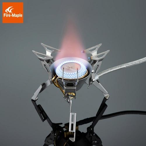 Fire Maple FMS-100T 'King Kong' Heavy-Duty Titanium Gas Camping Stove-Stoves-Fire Maple-PanzerCases