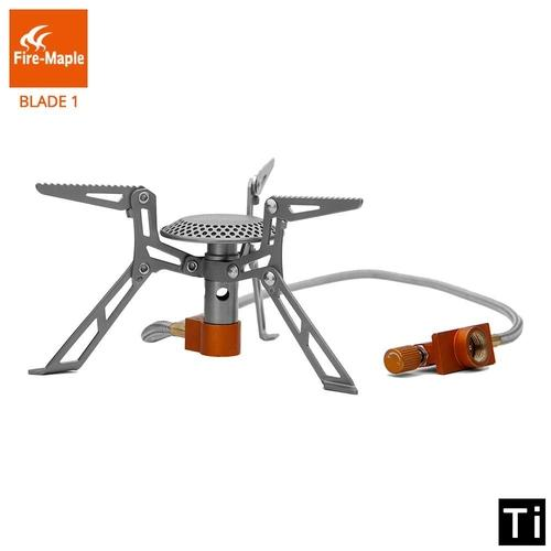 Fire Maple FMS-117T 'Blade' Super Lightweight Titanium Gas Stove-Stoves-Fire Maple-PanzerCases