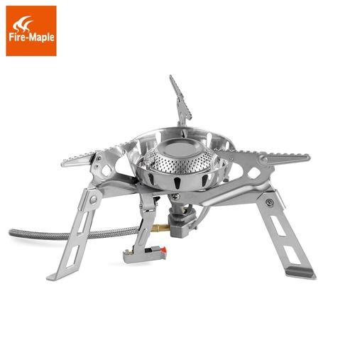 Fire Maple FMS-123 'Hard Rock' Heavy-Duty Gas Camping Stove-Stoves-Fire Maple-PanzerCases