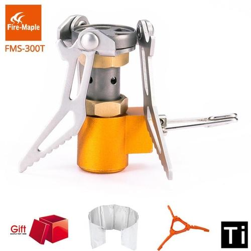 Fire Maple FMS-300T 'Hornet' Ultra-lightweight Titanium Alloy Camping Stove-Stoves-Fire Maple-PanzerCases