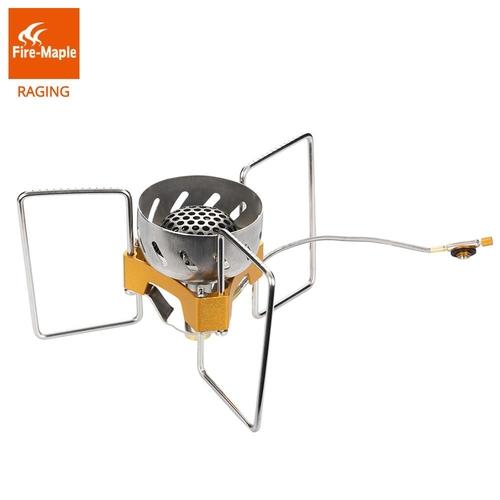Fire Maple FWS-02 'Raging' Lightweight Foldable Camping Stove-Stoves-Fire Maple-PanzerCases