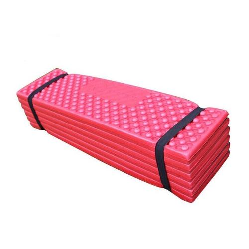 Foldable Foam Camping Mat-Sleeping Mats-ASO-Red-PanzerCases