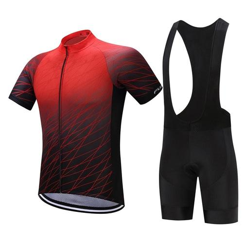 Fualrny Herbt Short Sleeve Cycle Set-Cycle Sets-Fualrny-PanzerCases