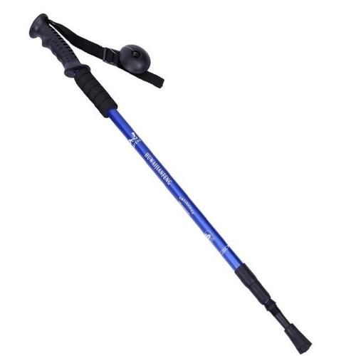 Lightweight 110cm Telescopic Walking Poles-Walking Poles-Halin-Blue-PanzerCases