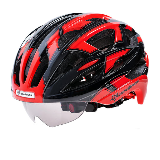 ROCKBROS TT-2 Ultralight Aerodynamic Cycle Helmet-Cycle Helmet-Rockbros-PanzerCases