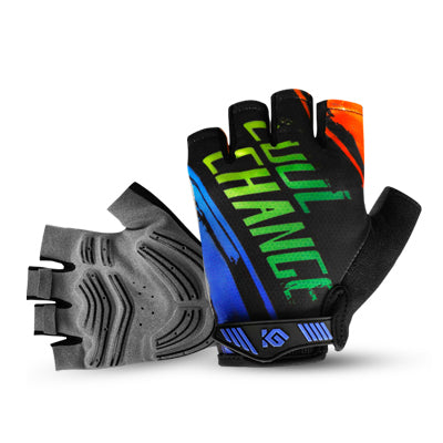 CoolChange Model 91035 Half Finger Cycling Gloves-Bike Gloves-CoolChange-9103504-S-PanzerCases