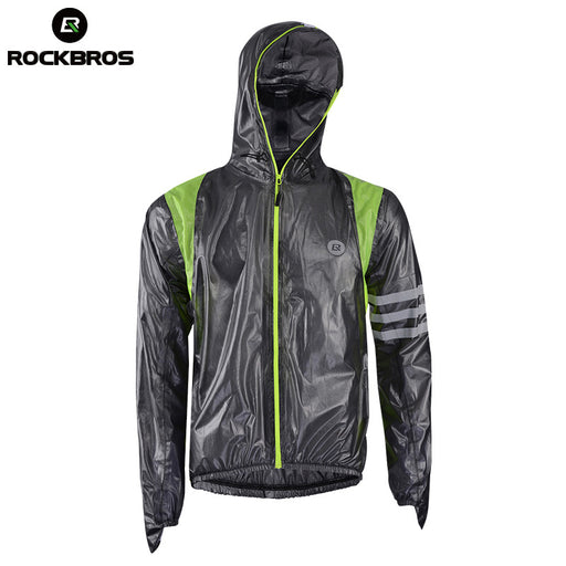 ROCKBROS YPK1001 Ultralight Waterproof Cycle Jacket-Cycle Jackets-Rockbros-PanzerCases