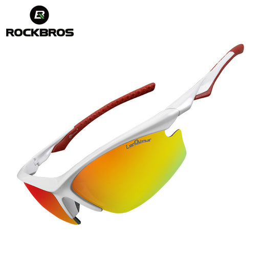 ROCKBROS 'TR8009' Polarised Cycling Glasses-Sunglasses-Rockbros-PanzerCases