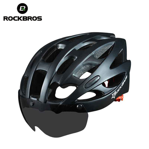 ROCKBROS WT027-S-B Ultralight Cycle Helmet-Cycle Helmet-Rockbros-PanzerCases