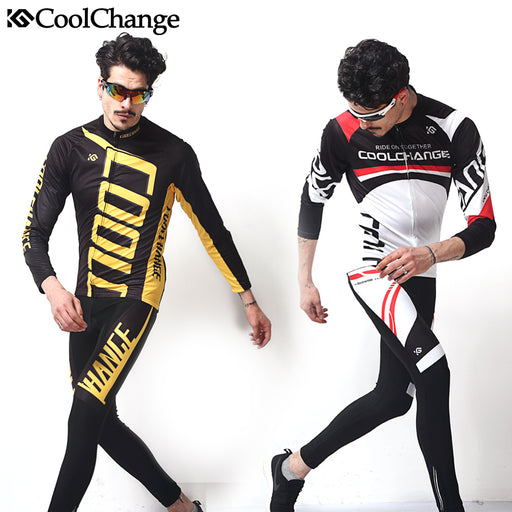 CoolChange 001/002 Men's Long Sleeve Cycle Set-Cycle Sets-CoolChange-PanzerCases