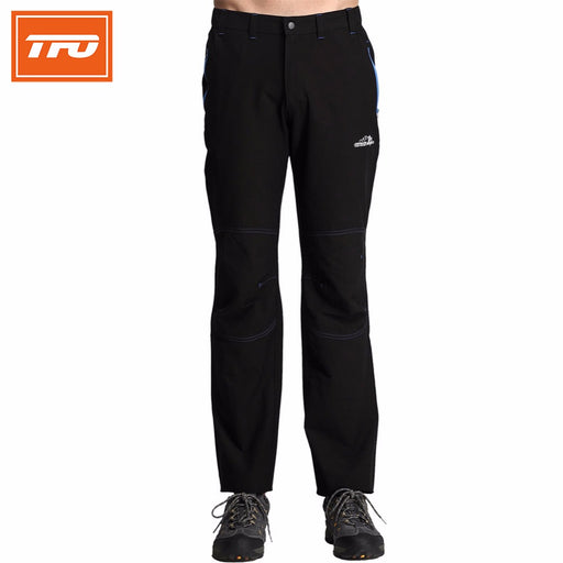 TFO 7211404 Men's Ultralight Softshell Trousers-Outdoor Trousers-The First Outdoors-PanzerCases