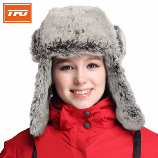TFO 331418 Ushanka Winter Hat-Outdoor Hat-The First Outdoors-PanzerCases