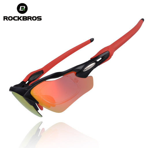 ROCKBROS '10138/10139' Polarised Cycling Glasses-Sunglasses-Rockbros-PanzerCases