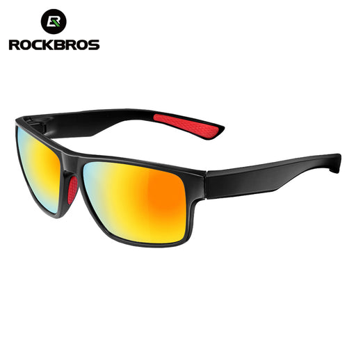 ROCKBROS '10075' Polarised Cycling Glasses-Sunglasses-Rockbros-PanzerCases