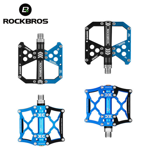 Rockbros Model 201612V/H Lightweight Cycle Pedals-MTB Pedals-Rockbros-PanzerCases