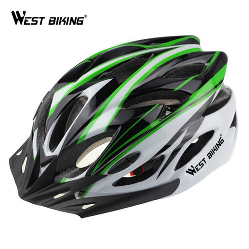 West Biking 8022-8 Lightweight Breathable MTB & Road Bike Helmet-Cycle Helmet-West Biking-PanzerCases