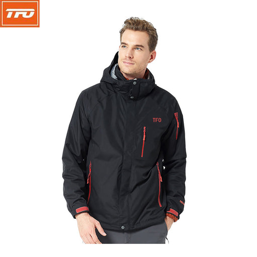 TFO 6621329 Men's Ultralight Hardshell Jacket-Outdoor Jacket-The First Outdoors-PanzerCases