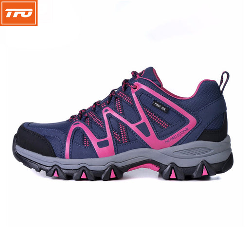 TFO Model 8431405 Women's Trekking Shoes-Trekking Shoes-The First Outdoors-PanzerCases