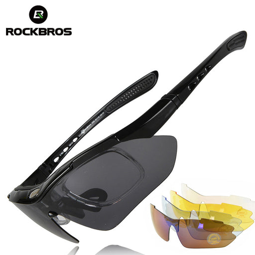 ROCKBROS '1000' Polarised Cycling Glasses-Sunglasses-Rockbros-PanzerCases