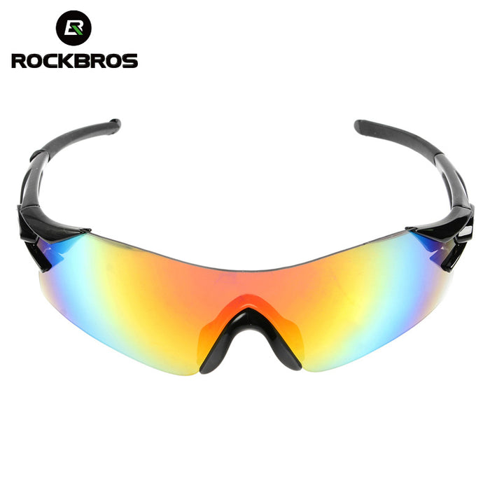 ROCKBROS '10010' Polarised Cycling Glasses-Sunglasses-Rockbros-PanzerCases