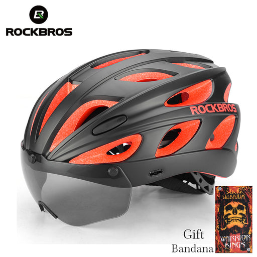 ROCKBROS TT16 Ultralight Cycle Helmet-Cycle Helmet-Rockbros-PanzerCases