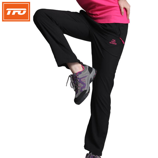 TFO 6331944 Women's Ultralight Softshell Trousers-Outdoor Trousers-The First Outdoors-PanzerCases