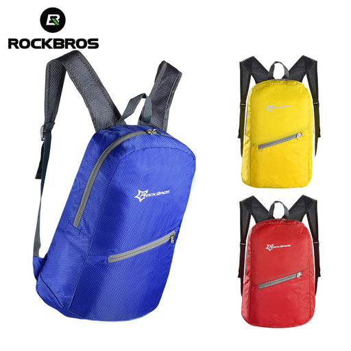 ROCKBROS 1001 Ultra Lightweight Foldable Rucksack-Cycle Backpack-Rockbros-PanzerCases