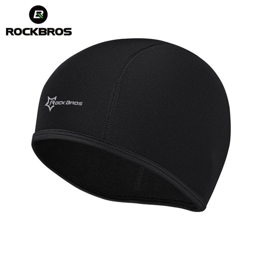 ROCKBROS LF041BK Thermal Winter Cycling Cap-Bike Headwear-Rockbros-PanzerCases