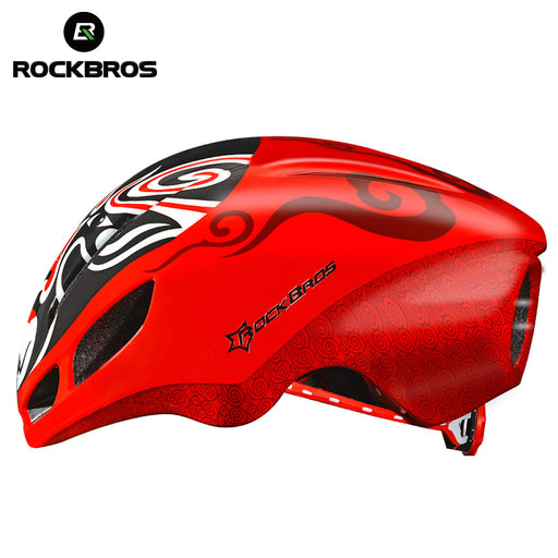 ROCKBROS TT-1 Ultralight Aerodynamic Cycle Helmet-Cycle Helmet-Rockbros-PanzerCases