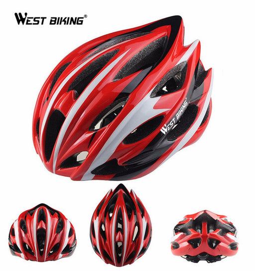 West Biking 8014-6 Lightweight Cycle Helmet-Cycle Helmet-West Biking-PanzerCases